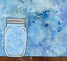 Simple Mason Jar by lspiroo