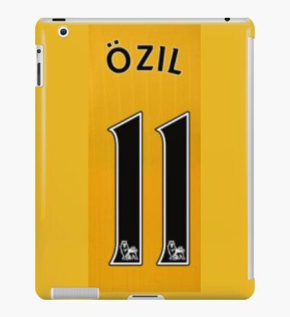 ozil 11 iPad Case/Skin