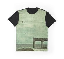 Stay (Wasting Time) Graphic T-Shirt