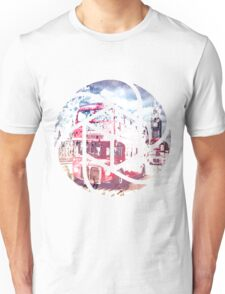 TRENDY DESIGN London Red Buses  Unisex T-Shirt