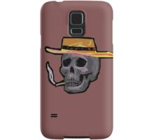 the outlaw Zombie Wales Samsung Galaxy Case/Skin