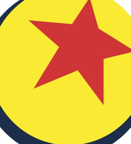 Pixar Ball  Sticker
