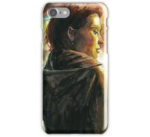 The Girl Who Played With Fire iPhone Case/Skin