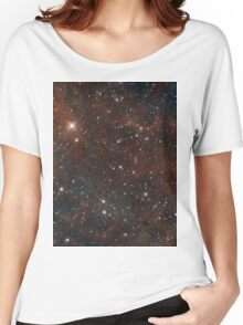 Rusty Space Women's Relaxed Fit T-Shirt