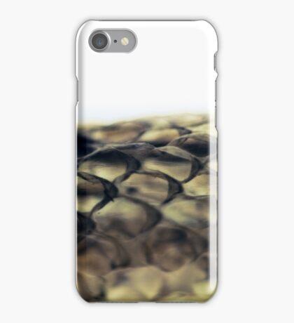 Snakeskin Macro Closeup iPhone Case/Skin