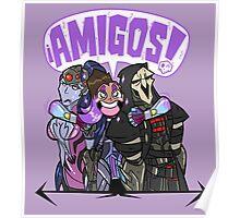 Amigos Poster