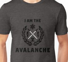 i am the avalanche Unisex T-Shirt