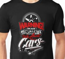 Warning ! Unisex T-Shirt