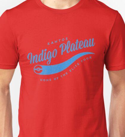 Indigo Plateau Baseball 3 Unisex T-Shirt