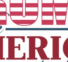 Trump - Make America Great Again Sticker