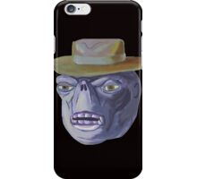 Cave Troll in a Hat iPhone Case/Skin
