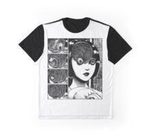 Junji Ito - Uzumaki Graphic T-Shirt