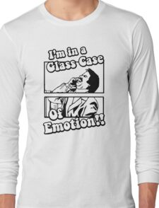 Glass Case Of Emotion Long Sleeve T-Shirt
