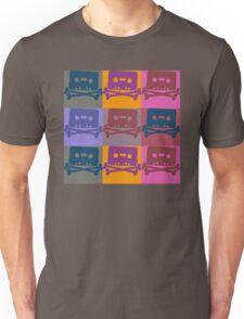Music Tape Cassette Pirate Pop Art Unisex T-Shirt