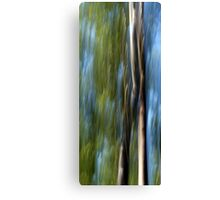 the strolling little bough Canvas Print