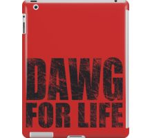 Dawg for Life iPad Case/Skin