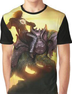 He Man Graphic T-Shirt