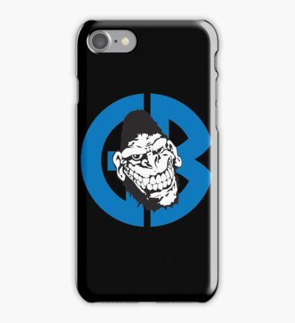 Gorilla Biscuits iPhone Case/Skin