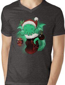 Stocking Stuffers: Cthulhu Mens V-Neck T-Shirt