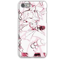 Dark Magician Girl (Dark Flower Attack) iPhone Case/Skin