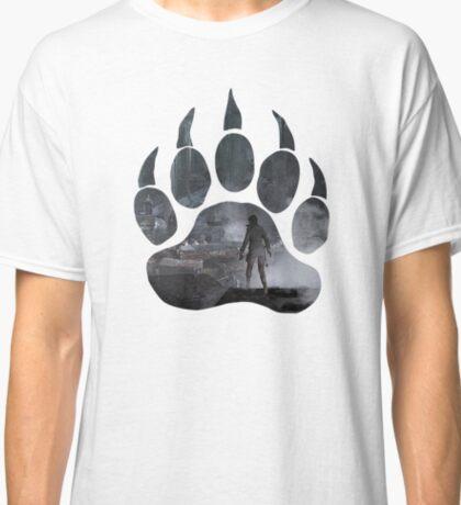 Lara Croft Lost City (Paw) Classic T-Shirt