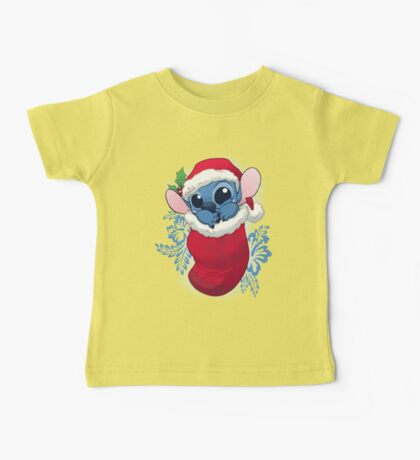 Stocking Stuffers: Stitchy Baby Tee