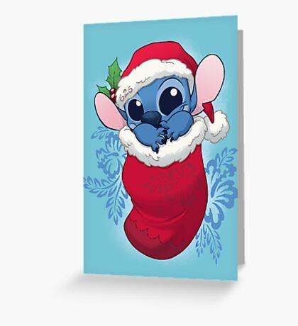 Stocking Stuffers: Stitchy Greeting Card