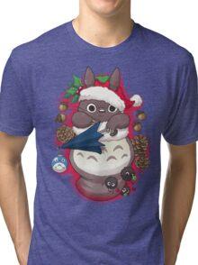 Stocking Stuffer: Forest Friends Tri-blend T-Shirt