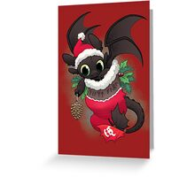 Stocking Stuffer: Toothy Greeting Card