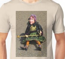 Be Nice To Me, Or I Will Turn You Into A Frog!  Unisex T-Shirt