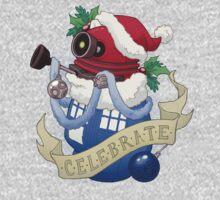Stocking Stuffers: Celebrate! One Piece - Long Sleeve