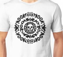 Decorative skull Unisex T-Shirt