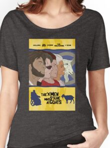 The 'X-Men' Who Stare at Goats Women's Relaxed Fit T-Shirt
