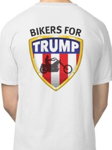 Bikers For Trump - 2016 Classic T-Shirt