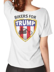 Bikers For Trump - 2016 Women's Relaxed Fit T-Shirt