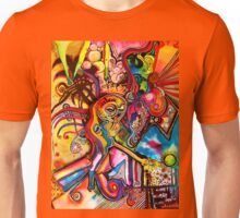 Touching a Star Unisex T-Shirt