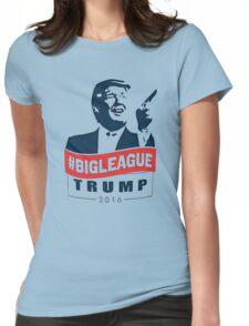 BIGLEAGUE - Donald Trump Womens Fitted T-Shirt