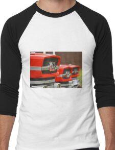 Vintage Tractors Men's Baseball ¾ T-Shirt