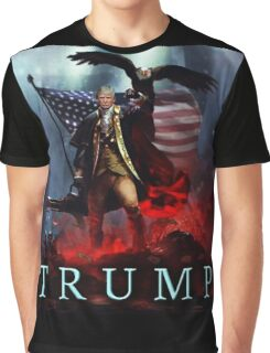 president trump Graphic T-Shirt