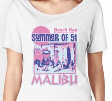 Malibu Beach Hop 51 Women's Relaxed Fit T-Shirt