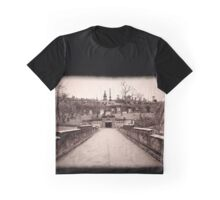 Glasgow Necropolis Graphic T-Shirt