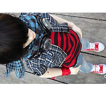 Hinata Photographic Print