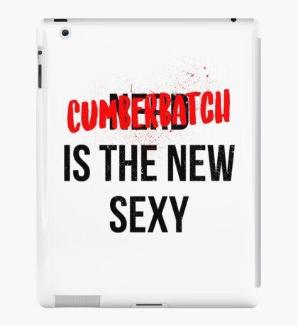 Cumberbatch is the new sexy iPad Case/Skin