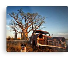 Just Hanging 'Round... Metal Print