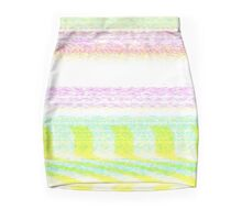 Silence and Burning Ice Mini Skirt