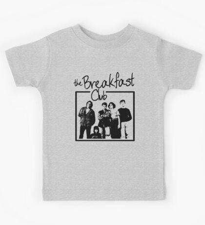 The Breakfast Club Kids Tee