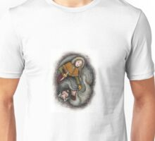 Wolfskin and the Huntress Unisex T-Shirt