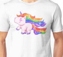 Pink unicorn Unisex T-Shirt