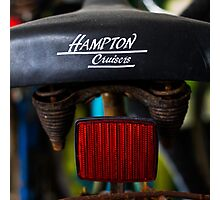 Hampton Cruiser Photographic Print