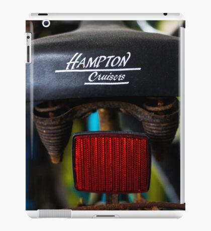 Hampton Cruiser iPad Case/Skin